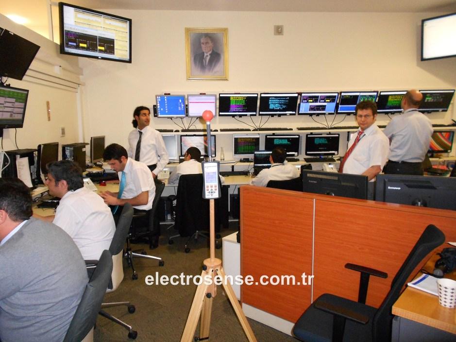 isg - iş sağlığı ve güvenliği için elektromanyetik alan ölçümü